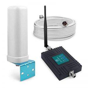 ANNTLENT Amplificateur de Signal de Téléphone Portable 900/2100/2600MHz Bande 8,Bande 1,Bande 7 Répéteur 2g 3g LTE 4g Antennes Multiusager Multi Opérateur de la marque ANNTLENT image 0 produit