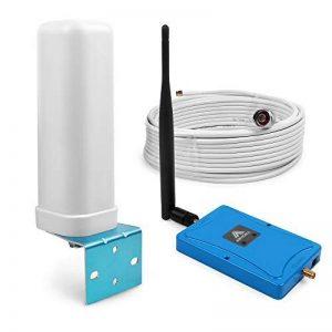 ANYCALL Booster 4G Amplificateur de Signal Mobile 800/2600MHz 70dB Récepteur 4G Bande 20/7 avec Antenne Omnidirectionnelle de la marque ANYCALL image 0 produit