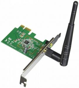 Asus Pce-n10 Carte Réseau Pci Express Wi-fi N 150 Mbps de la marque Asus image 0 produit