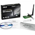 Asus Pce-n10 Carte Réseau Pci Express Wi-fi N 150 Mbps de la marque Asus image 3 produit