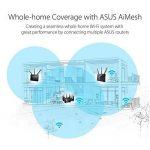 Asus Rt-ac68u Routeur Wi-fi Ac 1900 Mbps Double Bande avec Beamforming Airadar, Sécurité Aiprotection à Vie Trendmicro et Technologie Aimesh de la marque Asus image 3 produit