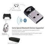 Avantree USB Bluetooth 4.0 Adaptateur Dongle pour PC Windows 10, 8, 7, XP, Vista, Plug & Play ou Pilote IVT, Pour équipements Bluetooth, Casques, Enceintes, Souris, Clavier - DG40S [2 ans de Garantie] de la marque Avantree image 4 produit