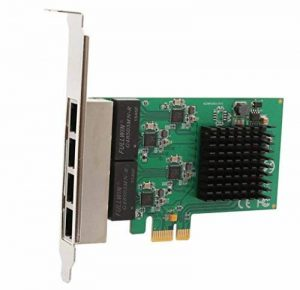carte réseau 4 ports TOP 1 image 0 produit