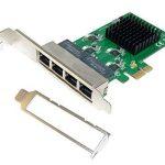 carte réseau 4 ports TOP 2 image 3 produit
