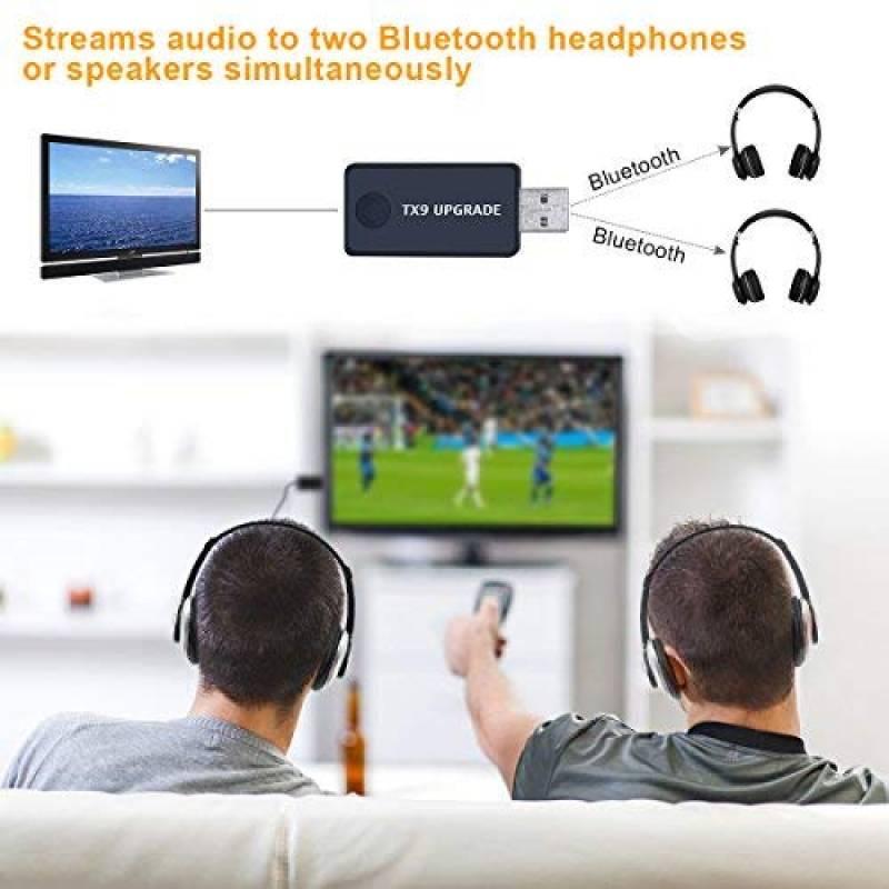 adaptateur usb bluetooth tv pour casque