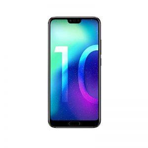 Honor 10 Smartphone débloqué 4G (5,84 Pouces - 64 Go - Nano SIM - Android) Midnight Black [Import Europe] de la marque Huawei image 0 produit