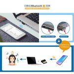 iitrust USB Bluetooth Adaptateur,Adaptateur Bluetooth pc 4.0 /clé Bluetooth/Le dernier Style/Plug & Play/Portable Mini Design,pour Windows XP/Vista /7/8/10 de la marque iitrust image 4 produit