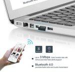 Mpow USB Bluetooth Mini Adaptateur Dongle Sans Fil Clé USB Bluetooth 4.0 pour PC Windows 10, 8,8.1, 7, XP, Vista, 32/64 Bits, Plug & Play ou Pilote IVT, Pour Equipements Bluetooth, Souris, Clavier, Casques, Enceintes, Imprimante de la marque Mpow image 4 produit