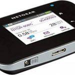 Netgear AC810-100EUS Hotspot Mobile 4G+ LTE Wi-Fi 1200 Mbps Noir de la marque Netgear image 2 produit
