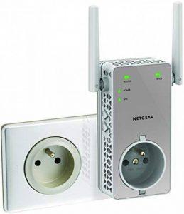 Netgear EX3800-100FRS Répéteur Wi-Fi AC750 Mbps Blanc de la marque Netgear image 0 produit