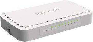 Netgear GS608-400PES Switch Ethernet 8 Ports Blanc de la marque Netgear image 0 produit