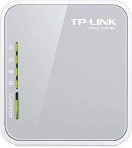TP-Link Routeur 150Mbps Wi-Fi N, 1 Port USB 2.0, 1 Port Ethernet, Port USB pour clé 3G/4G (TL-MR3020) de la marque TP-Link image 0 produit
