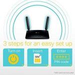 TP-Link Routeur 4G LTE Wi-FI AC 1350Mbps - idéal pour remplacer Une Connexion ADSL à très Faible débit (Archer MR400) de la marque TP-Link image 4 produit
