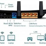 TP-Link TL-WR940N Routeur 450 Mbps Wi-Fi N en 2.4 GHz, 5 ports Ethernet - Noir de la marque TP-Link image 4 produit