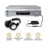 Transmetteur Bluetooth, Konrisa Emetteur Transmetteur Audio Bluetooth Adaptateur avec entrée audio de RCA 3,5 mm pour TV, Haut-parleur, Casque, Home Cinéma PC, Laptop, MP3/4 de la marque Konrisa image 1 produit