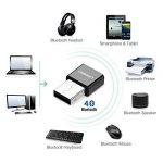 UGREEN USB Bluetooth 4.0 Adaptateur Bluetooth Dongle pour PC Windows 10 8 7 XP Supporte Vista Bluetooth Manette PS4 et Xbox One S, Micro-Casque, Enceinte, Clavier, Souris (Noir) de la marque UGREEN image 1 produit