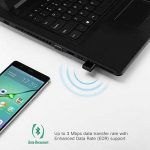 UGREEN USB Bluetooth 4.0 Adaptateur Bluetooth Dongle pour PC Windows 10 8 7 XP Supporte Vista Bluetooth Manette PS4 et Xbox One S, Micro-Casque, Enceinte, Clavier, Souris (Noir) de la marque UGREEN image 2 produit