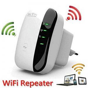 Wi-Fi répéteur sans fil Long Range Extender amplificateur sans fil-N 300 Mbps Mini point d'accès AP WLAN IEEE802.11N / G / B réseau Routeur Booster 2,4 GHz adaptateur réseau de la marque Boboleo image 0 produit